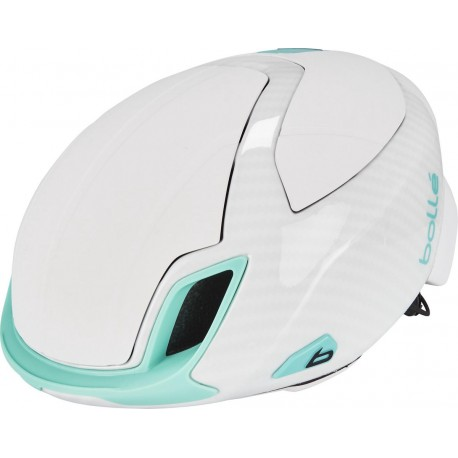 KASK ROWEROWY BOLLE THE ONE PREMIUM - CELESTE