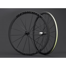 Koła szosowe SPINERGY FCC Stealth 3.2 DISC - Made in USA