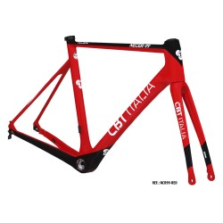 RAMA SZOSOWA CBT ITALIA NECER 99 kolor RED