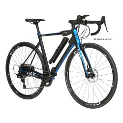 ROWER GRAVEL CBT ITALIA BLADE 99 E-BIKE / Apex 1